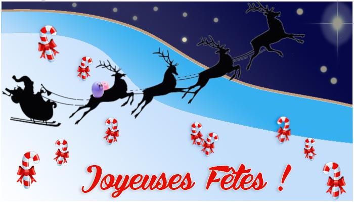 Les Papotages de Nana - joyeux Noel 2015