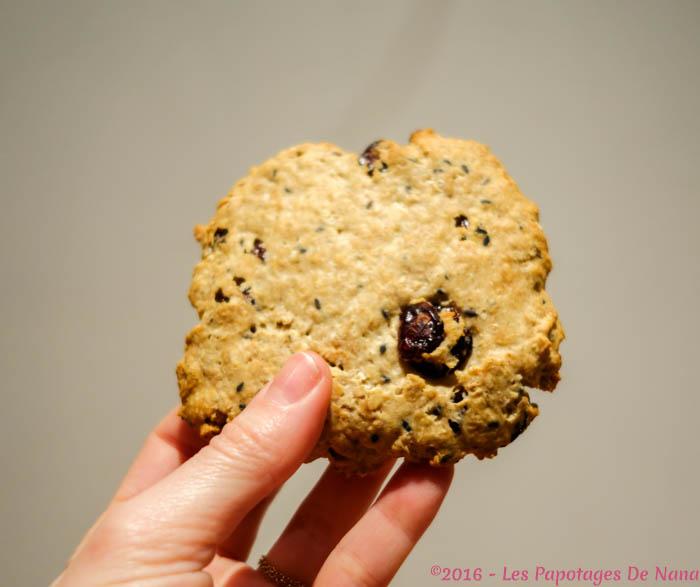 Les Papotages De Nana - Cookies moelleux