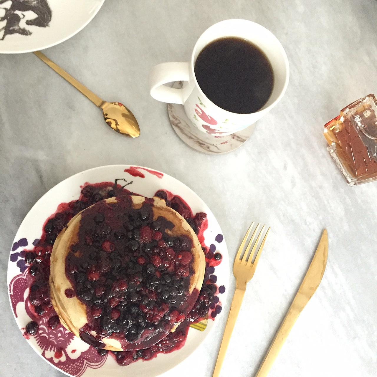 Les Papotages De Nana - Pancakes