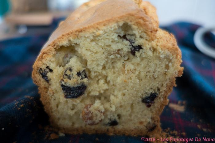 Les Papotages De Nana - Cake anglais