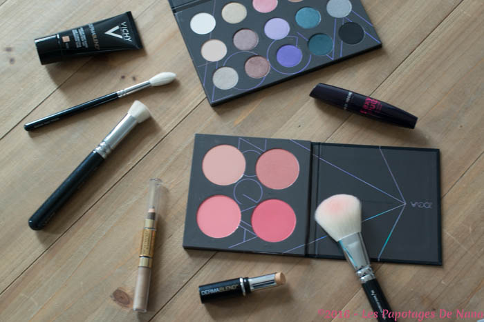 Les Papotages De Nana - Make up