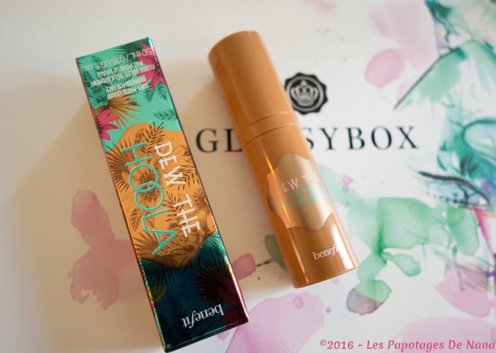 Les Papotages De Nana - Glossy Box