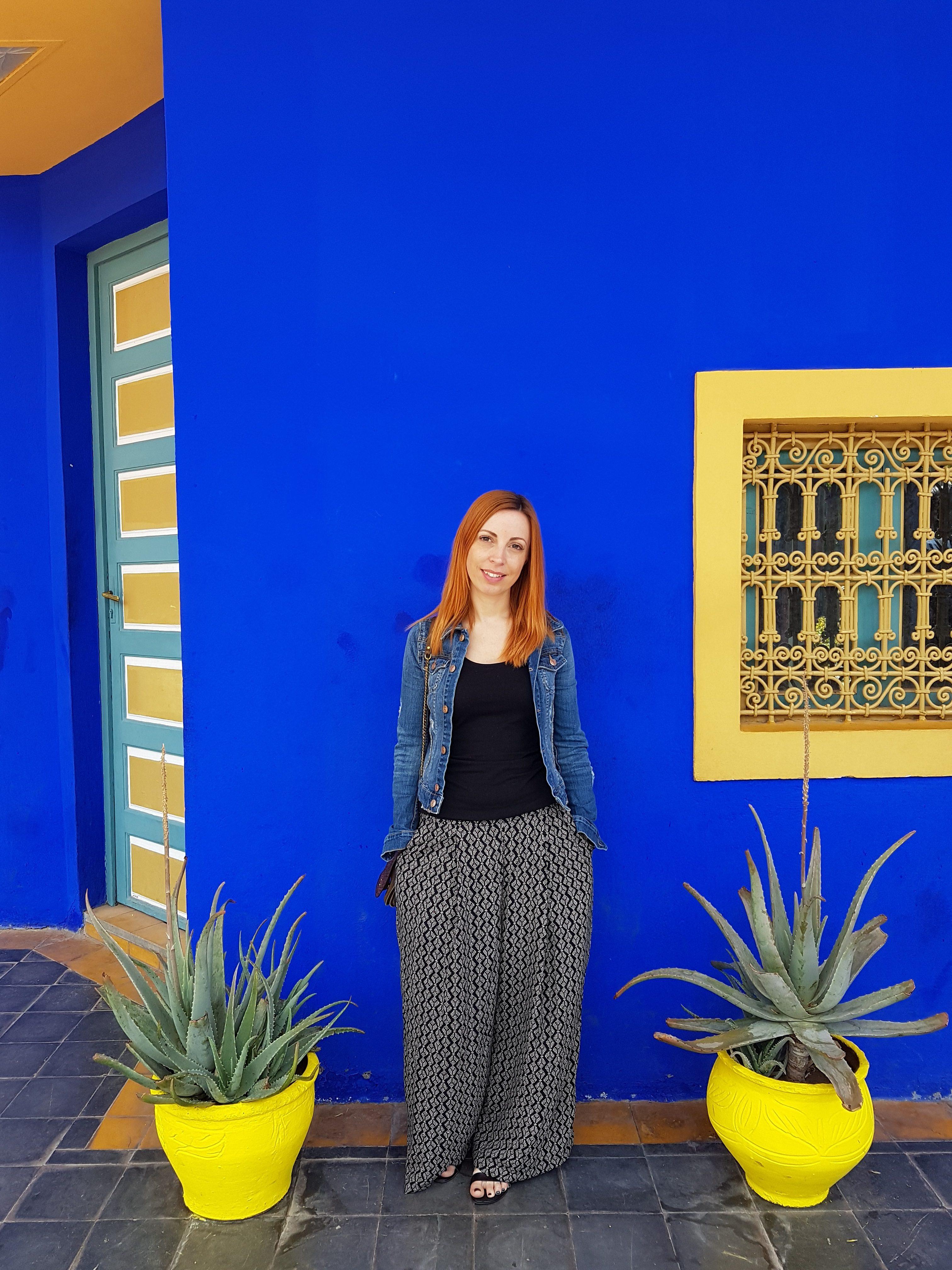 Les Papotages de Nana - Marrakech