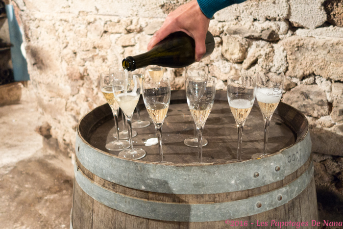 Les Papotages de Nana - Champagne