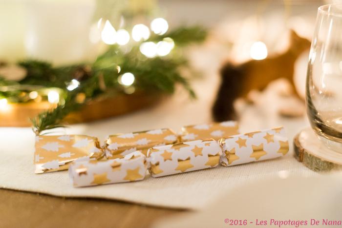 Les Papotages De Nana - Déco de table Noel 2016