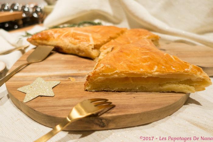 Les Papotages De Nana - Galette crème de noisettes