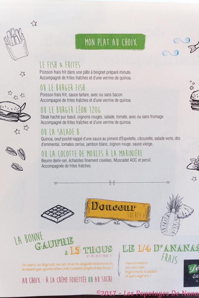 Les Papotages De Nana - Léon de B