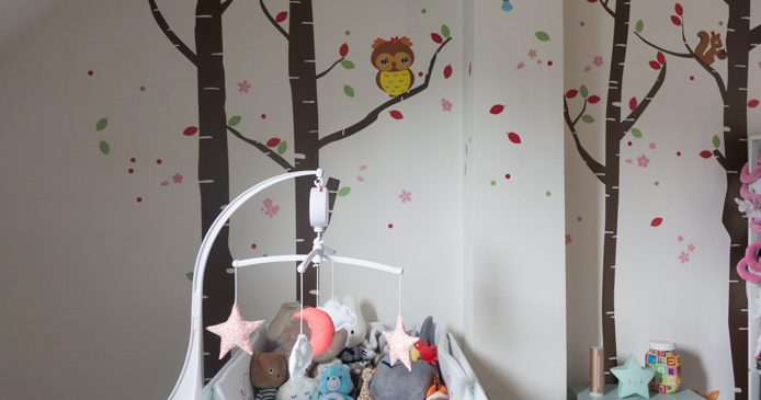 Les Papotages De Nana - Sa chambre