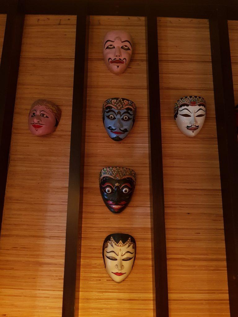 Les Papotages de Nana - Djakarta Bali