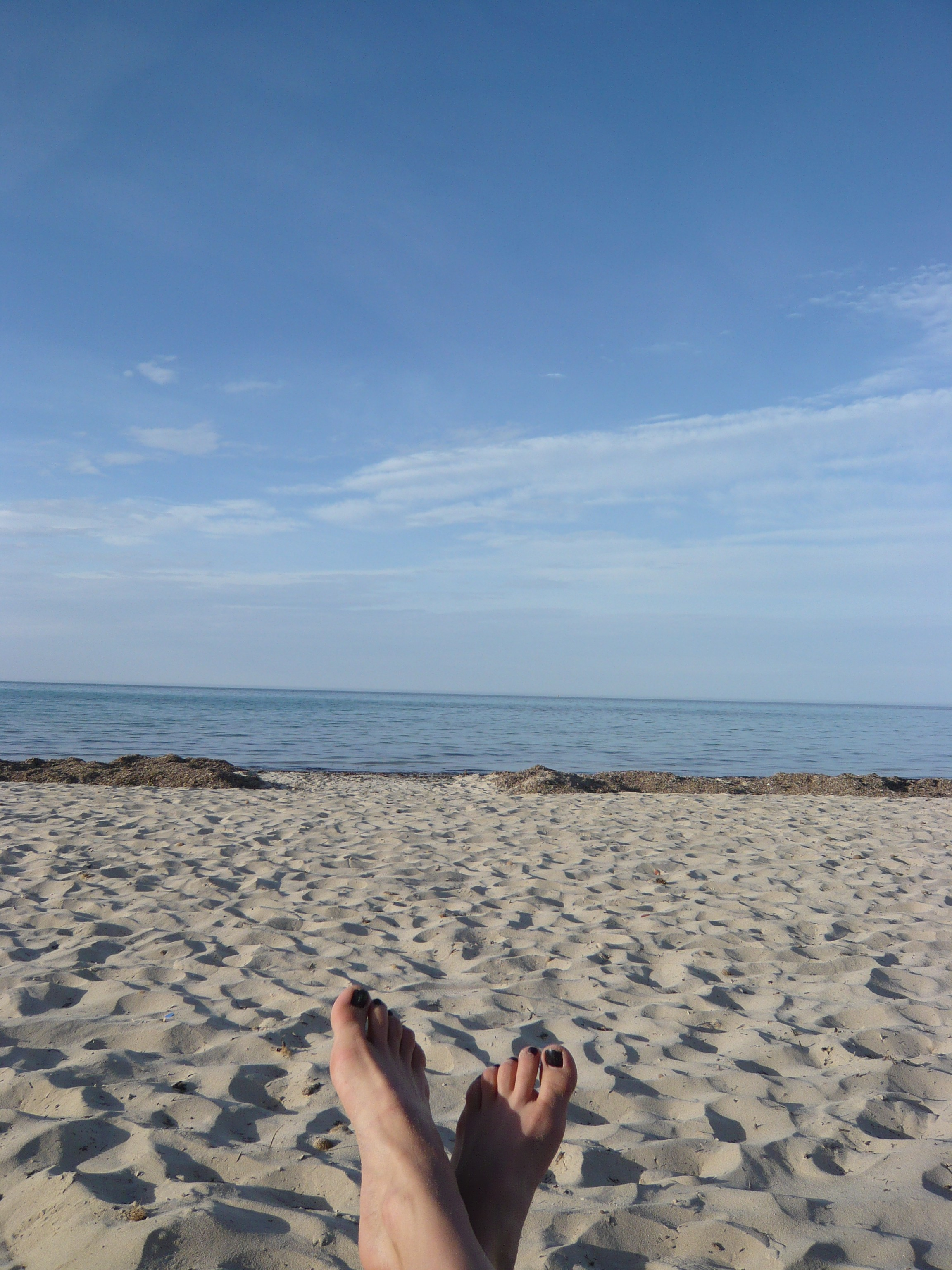 Les Papotages de Nana - Beach
