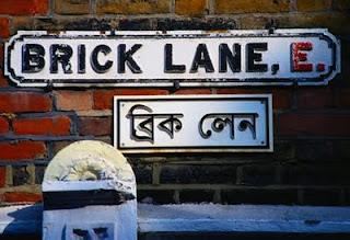 Les Papotages de Nana - Brick Lane