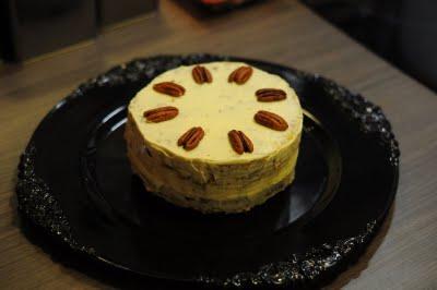 Les Papotages de Nana - carrot cake