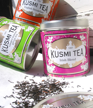 Les Papotages de Nana - Déjeuner Kusmi Tea Novotel