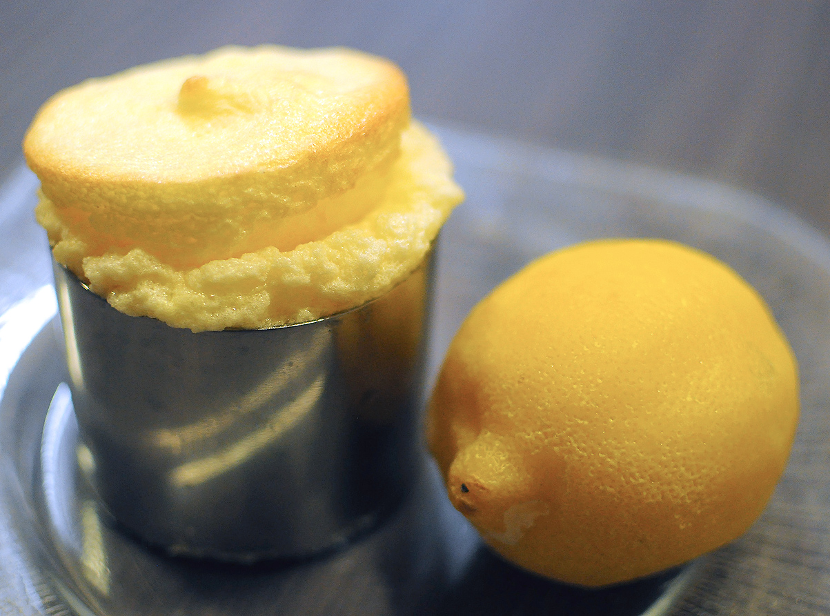 Les Papotages de Nana - THE BEST soufflé au citron