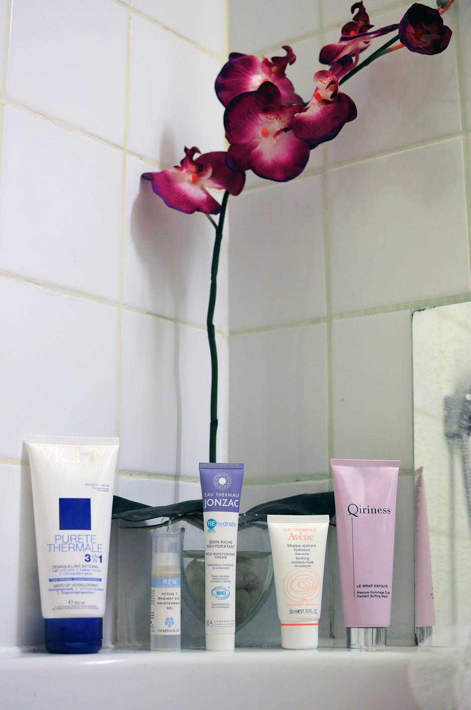 Les Papotages de Nana - Salle de bain produits chouchoux