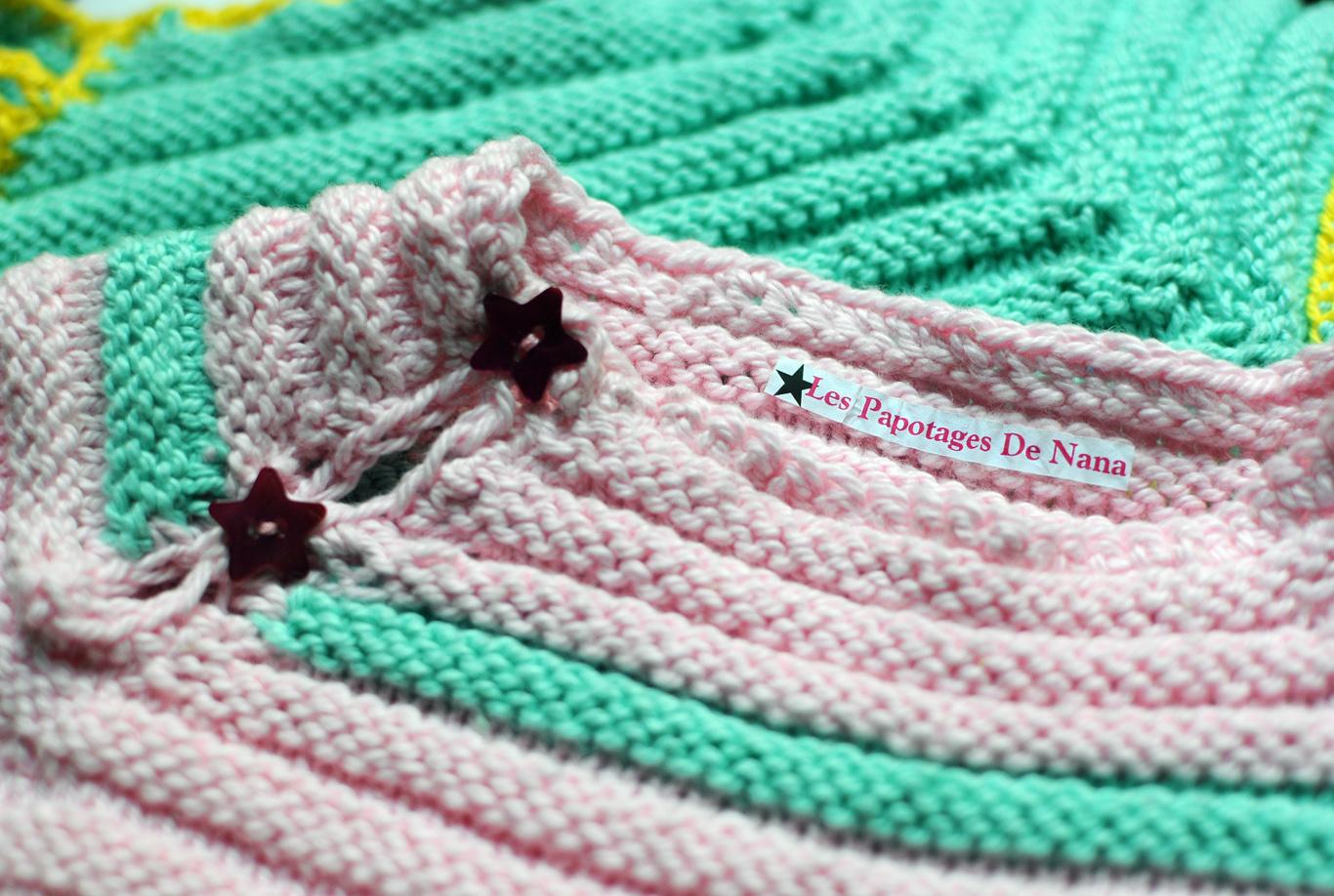 Les Papotages de Nana - Little sister Dress