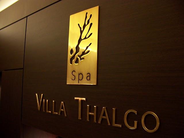 Les Papotages de Nana - VIlla Thalgo