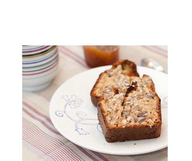 Les Papotages de Nana - Le Cake Ecureuil