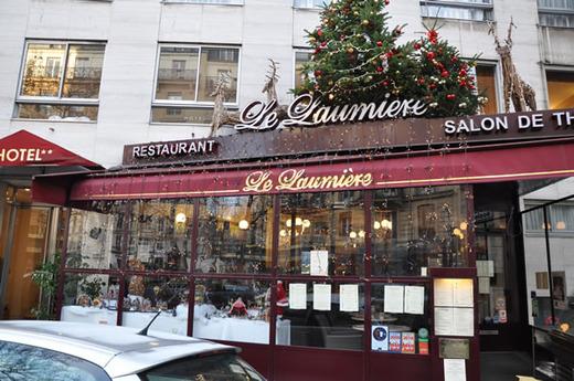 Les Papotages de Nana - Restaurant La Laumière