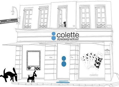 Les Papotages de Nana - Colette