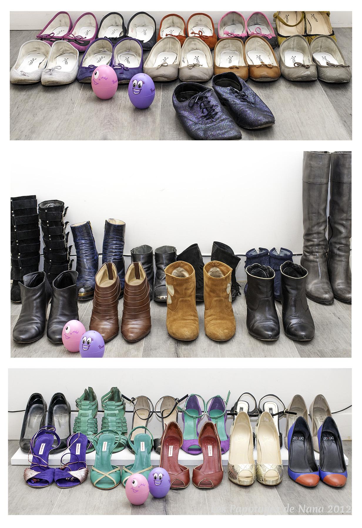 Les Papotages de Nana - Shoes