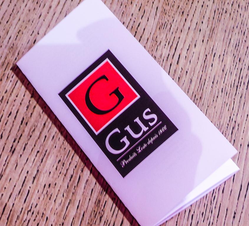 Les Papotages de Nana - GUS