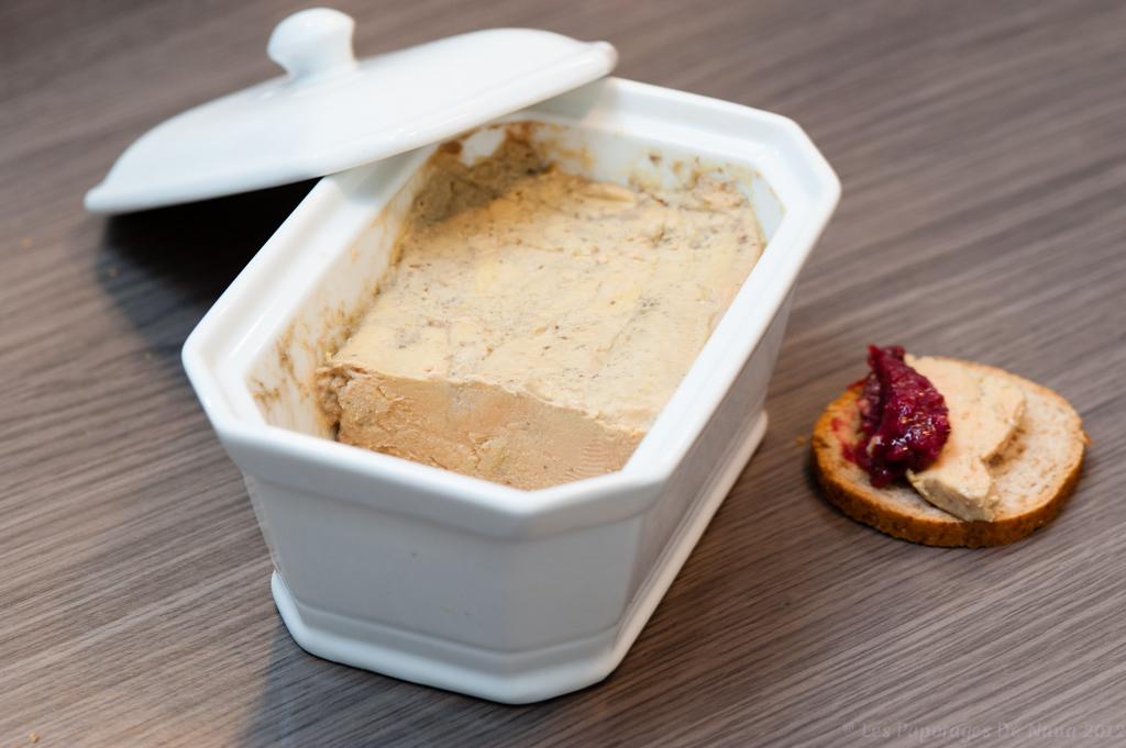 Les Papotages de Nana - Foie gras