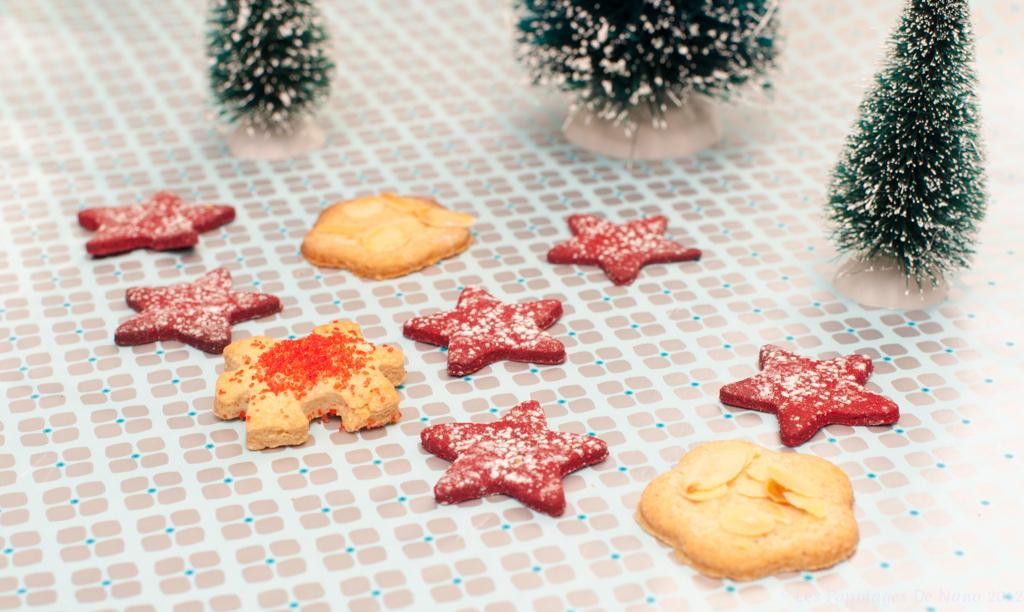 Les Papotages de Nana - Les sablés de Noël 2012