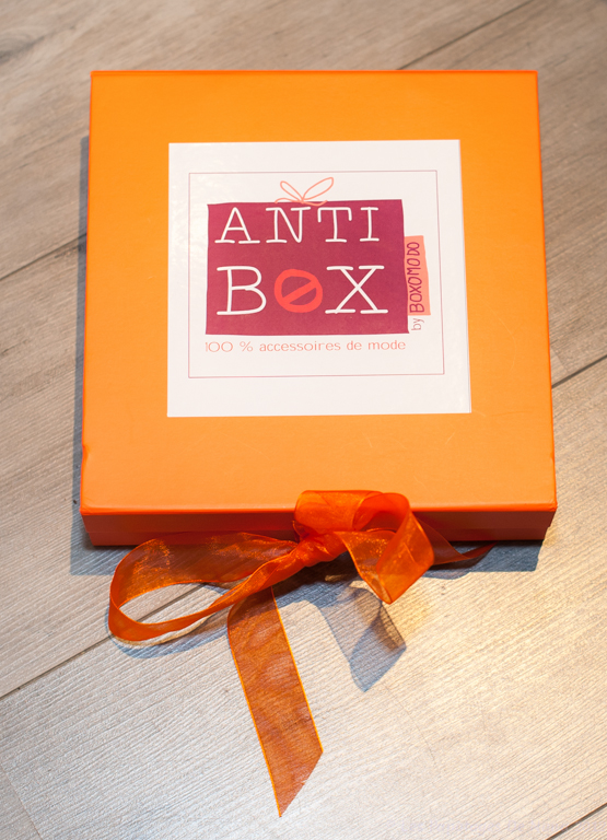 Les Papotages de Nana - Antibox