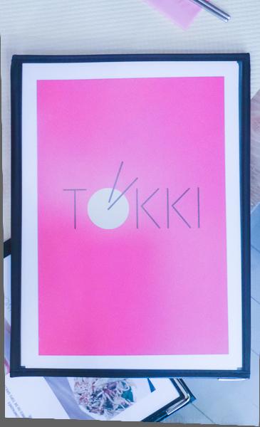 Les Papotages de Nana - Tokki