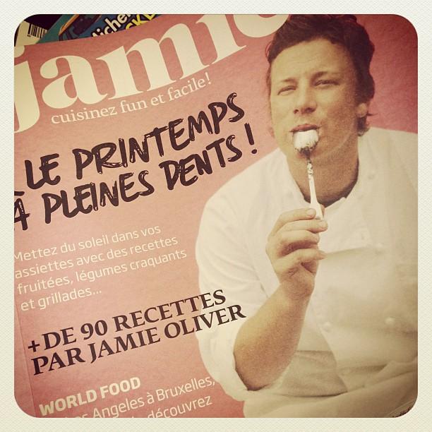 Les Papotages de Nana - Jamie Oliver