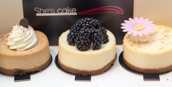 Les Papotages de Nana - She's cake