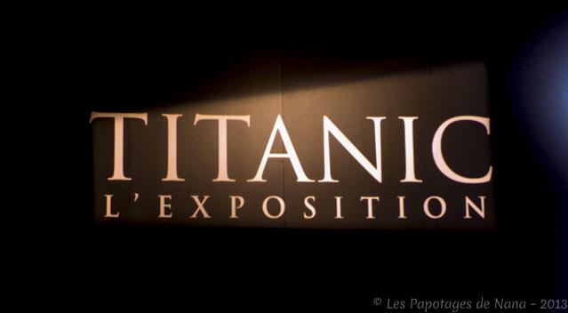 Les Papotages de Nana - Titanic
