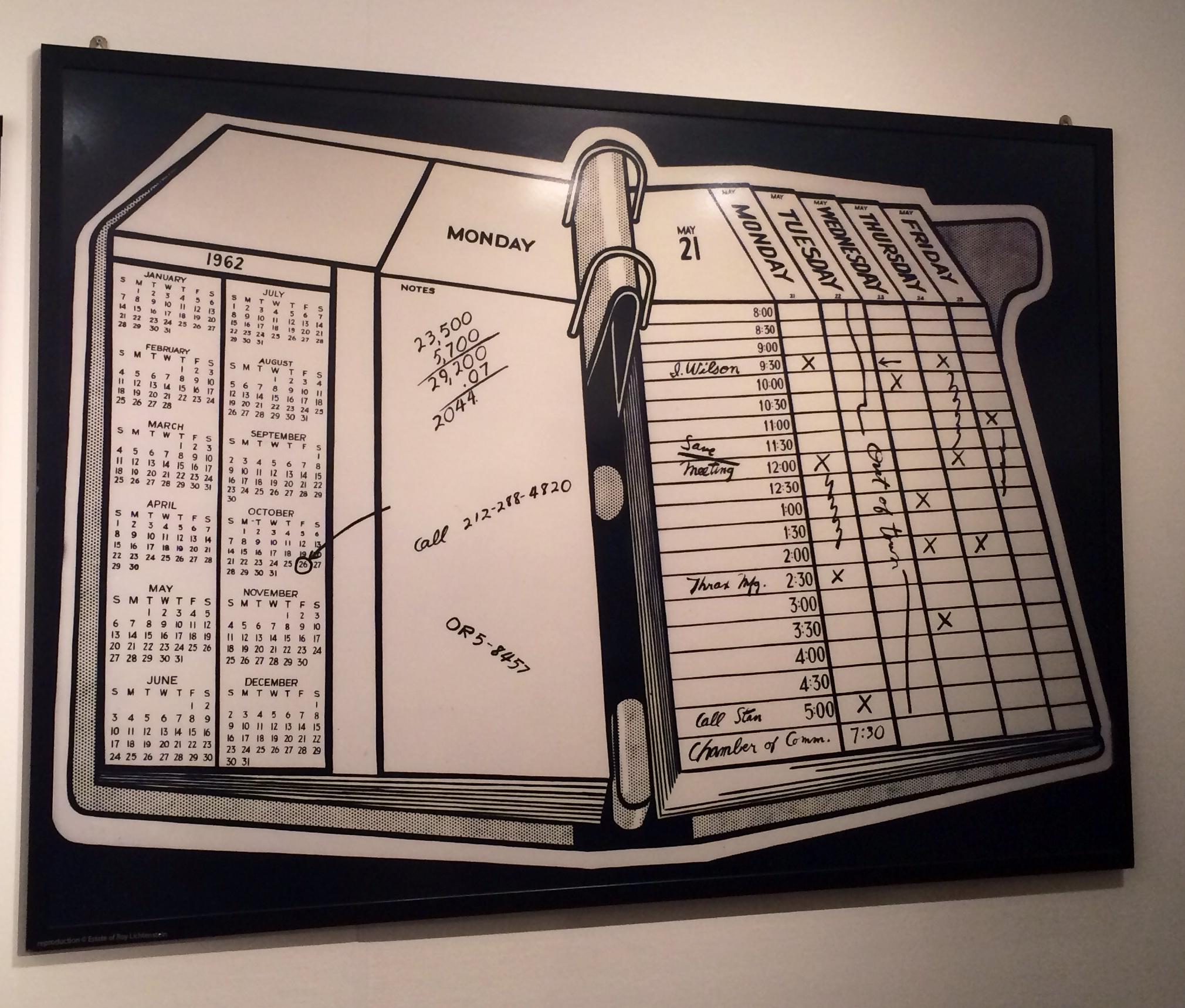Les Papotages de Nana - The Calendar Story