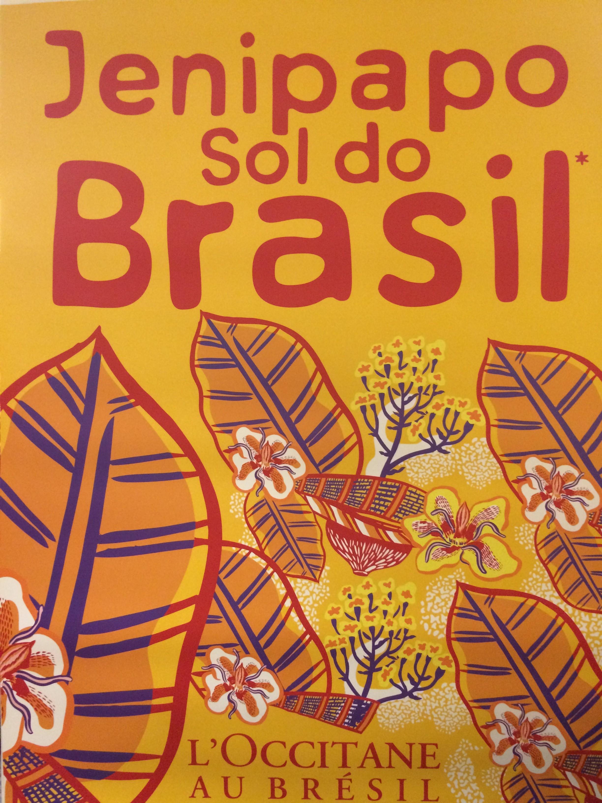 Les Papotages de Nana - L'occitane au Brésil