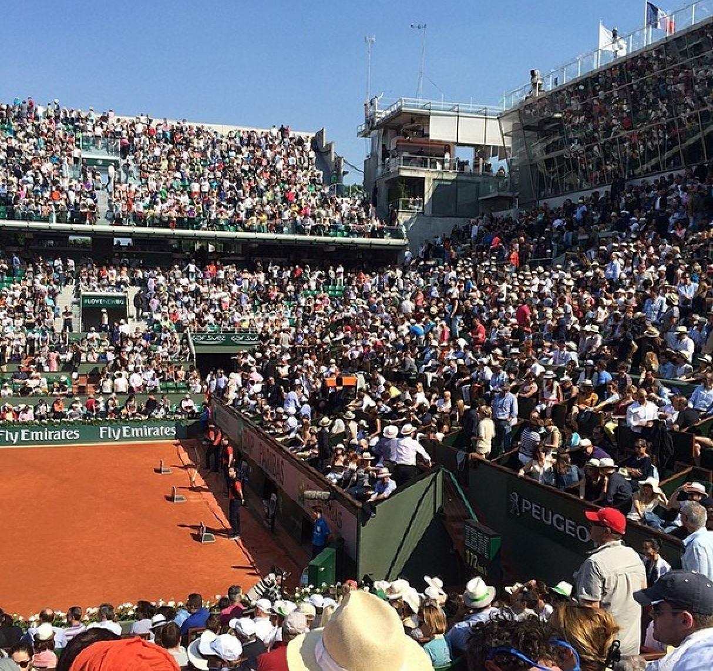 Les Papotages de Nana - Roland-Garros