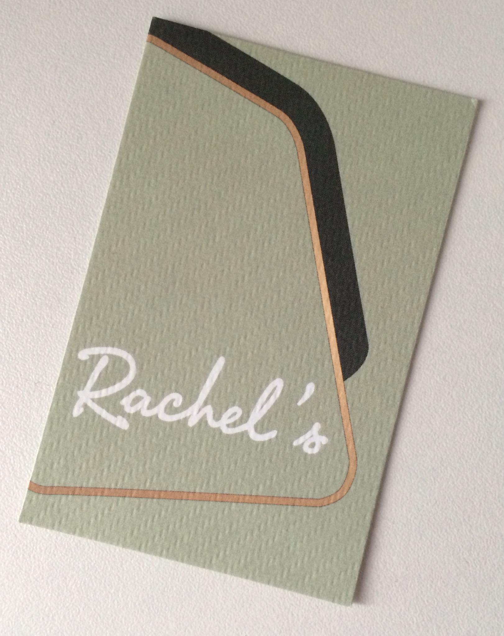 Les Papotages de Nana - Rachel