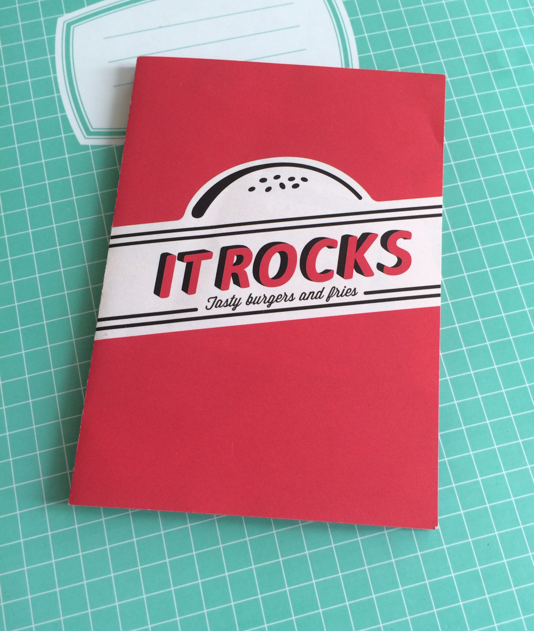 Les Papotages de Nana - It Rock Burger