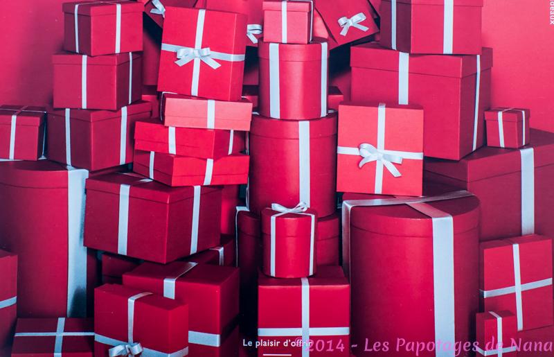 Les Papotages de Nana - Cadeaux