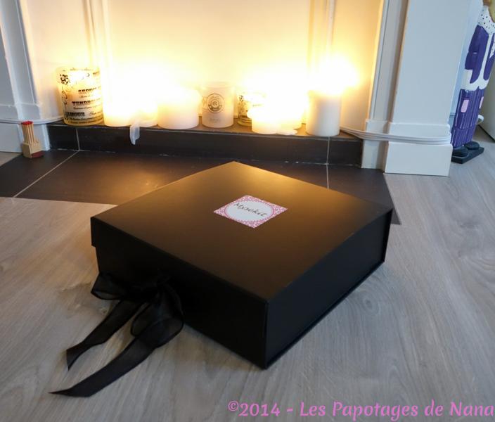 Les Papotages de Nana - Coffrets cadeaux