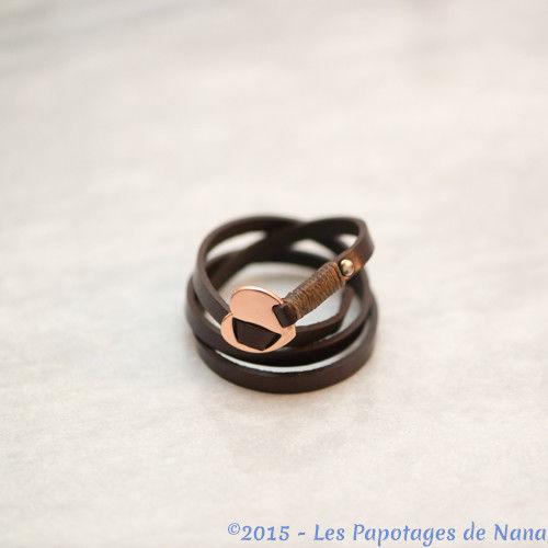 Les Papotages de Nana - Bracelets simples