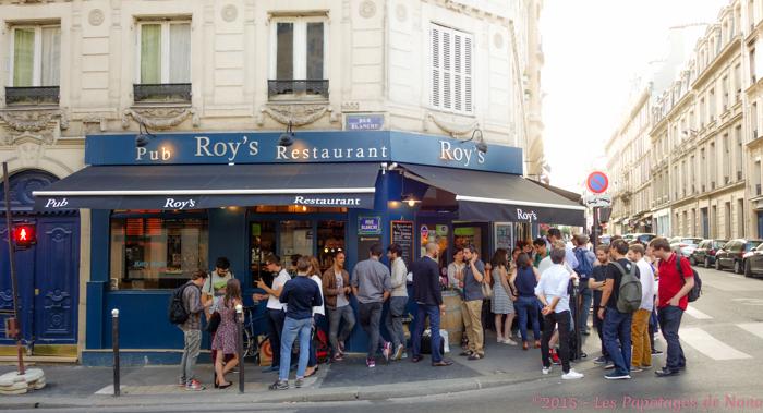 Les Papotages de Nana - Roy's Pub